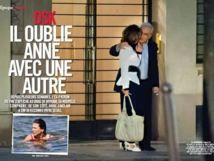 DSK : Il oublie Anne avec une autre