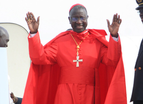 Toussaint : le Cardinal Sarr prie pour les victimes des inondations et des injustices