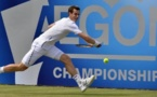 Tennis - ATP - Queen's Murray sort PHM