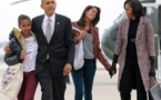 Un avocat kényan propose du bétail à Obama contre la main de sa fille Malia
