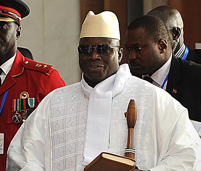 Yaya Jammeh Sur La Présidentielle Gambienne : « Je Ne Veux Pas De Voix Pour Être Élu; Dieu Va Me Choisir »
