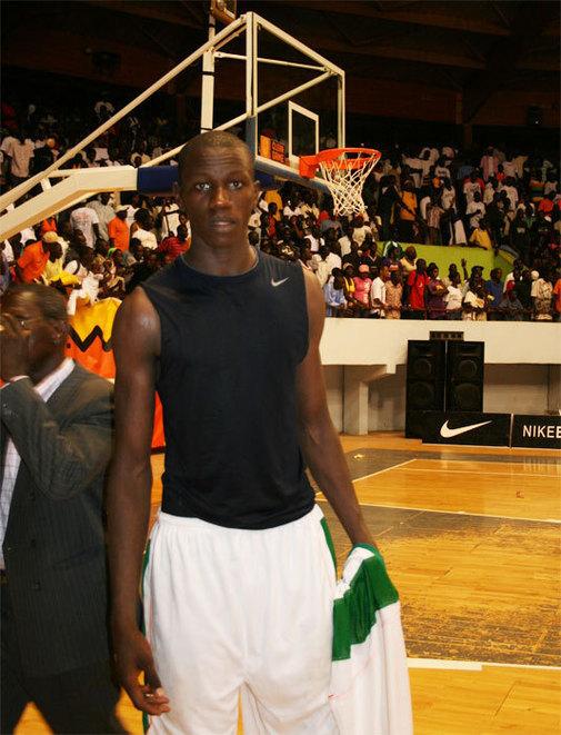 Afrobasket masculin : Gorgui Sy Dieng veut le Sénégal comme co-organisateur