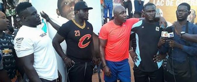 Open Press : Les lutteurs de Guédiawaye se mobilisent derrière Lac 2