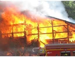 Incendie à Diourbel : Un Pompier aurait péri par électrocution