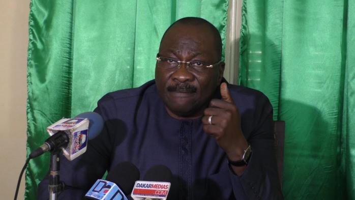 """Mamour Cissé à Louga : """" Le gouvernement doit accorder une place importante de l'économie au capital national """""""