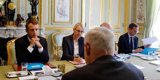 Israël-Palestine : Macron appelle à une reprise du dialogue en vue d'une solution à deux Etats