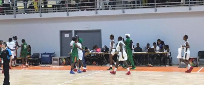 Jeux de la Francophonie : Le Sénégal domine la Guinée (79-21) en Basket-ball