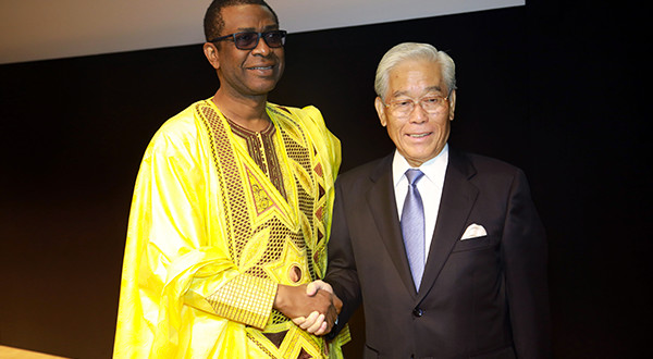 Lauréat du prix Japonais Praemium Imperiale # Nouvelle consécration pour Youssou Ndour !