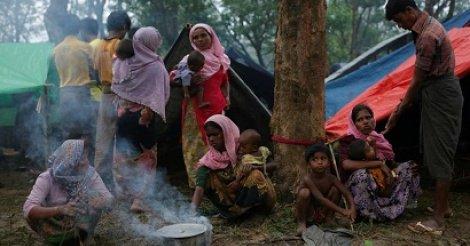 Camps de réfugiés, exactions: ce qu'il faut savoir sur la crise des Rohingyas