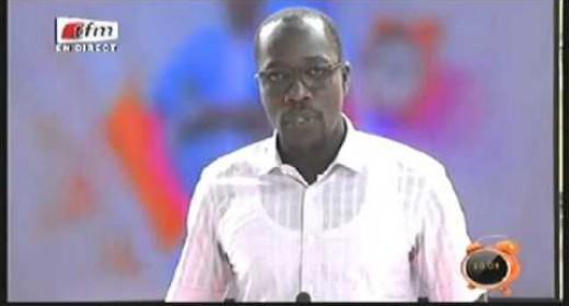 Revue de Presse du 12 Octobre 2017 Avec Mamadou Mouhamed Ndiaye
