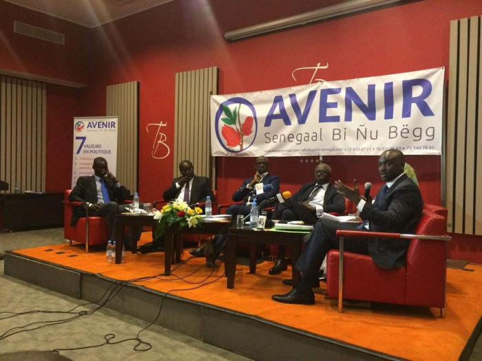 « Avenir sénégal bi nu begg » : Démission de l'avocat Me Mame Adama Guèye