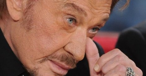 France: disparition de Johnny Hallyday (épouse à l'AFP)