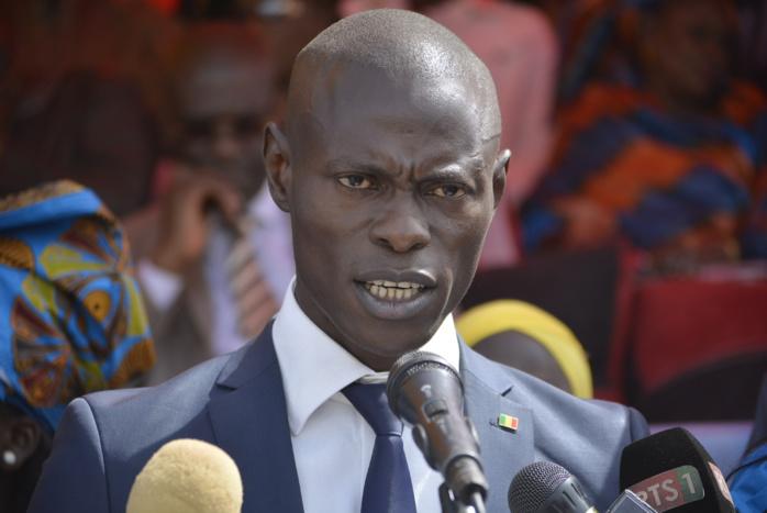 Après son passage à l'Assemblée: le Ministre de la Jeunesse remercie les parlementaires