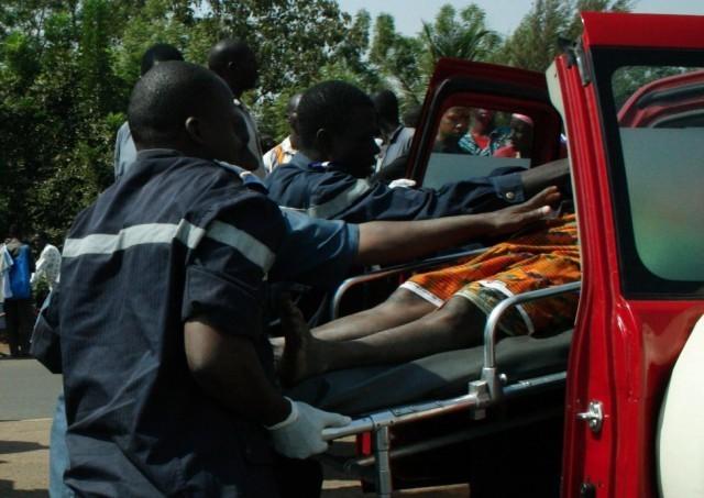 Une fille au volant de sa voiture heurte mortellement son grand-père