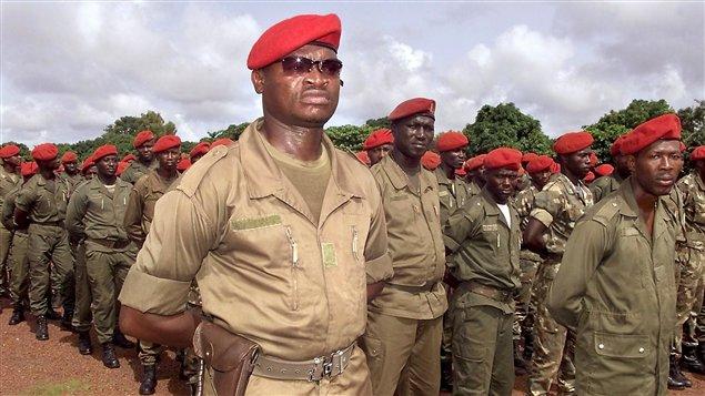 """Le Général Cheikh Gueye : """"Sur cette opération, nous collaborons avec l'armée bissau-guénéenne"""""""