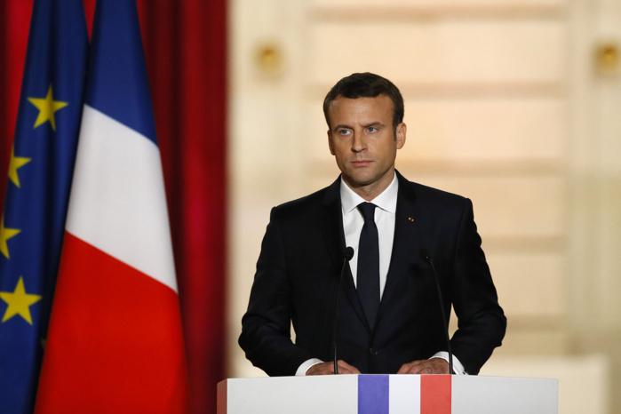 Au Sénégal, Emmanuel Macron s'attaque à la question climatique
