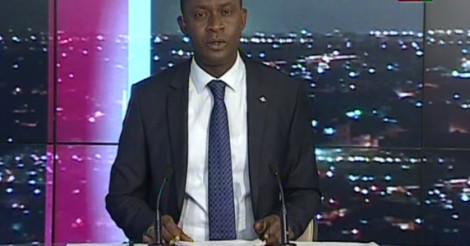 Journal Télévisé De La RTS1 Du 09 Février 2018 ( Édition Du Soir)