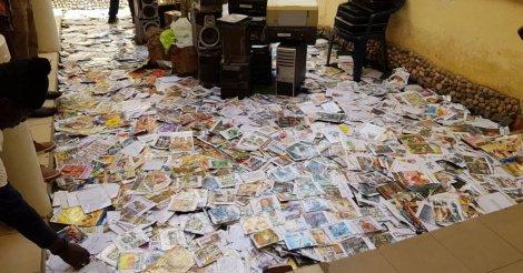 La gendarmerie saisit près de 6000 CD piratés