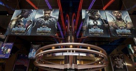 """"""" Black Panther"""" dépasse 500 millions de dollars"""