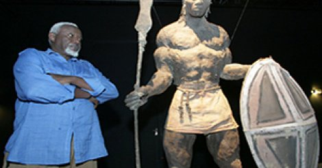 Une sculpture d'Ousmane Sow vendue 100 millions au Maroc