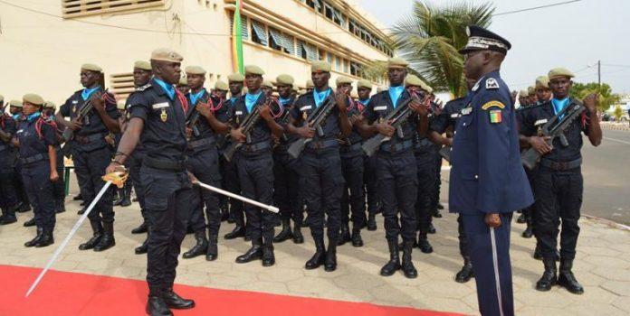 Meilleures Polices d'Afrique : le Sénégal, 4e sur 30 pays concernés