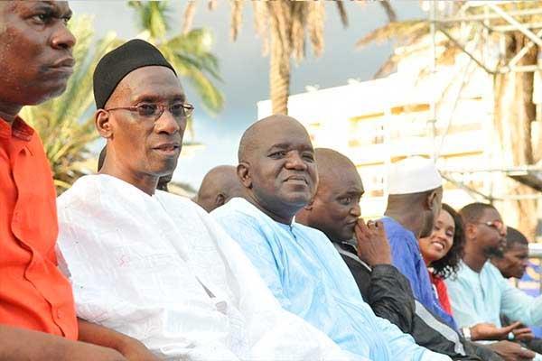 Démission de Aly Ngouille Ndiaye : Decroix et Cie appellent à l'intensification de la résistance