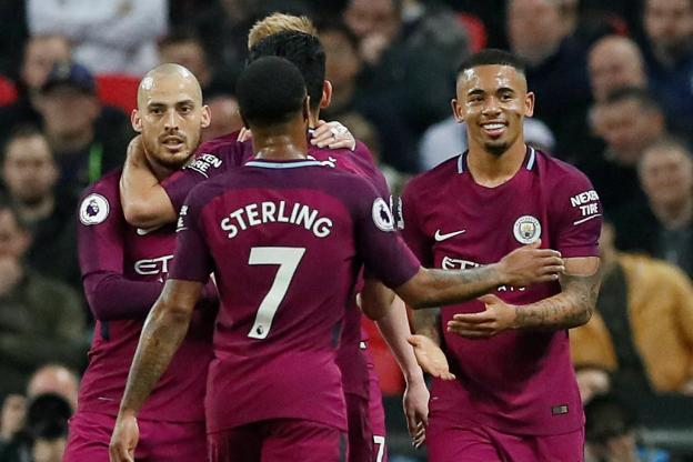 Manchester City virtuellement champion d'Angleterre