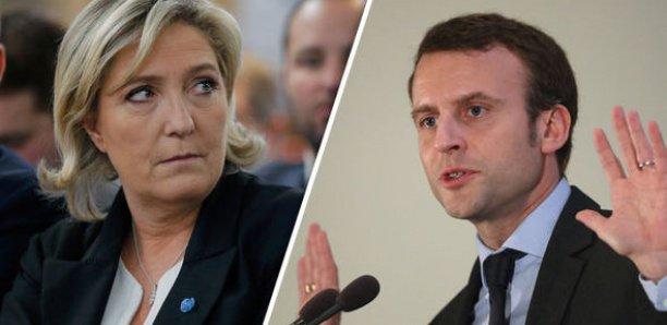 """Marine Le Pen Révoltée, Tacle Durement Macron:"""" Il est aux Ordres des Etats unis"""""""