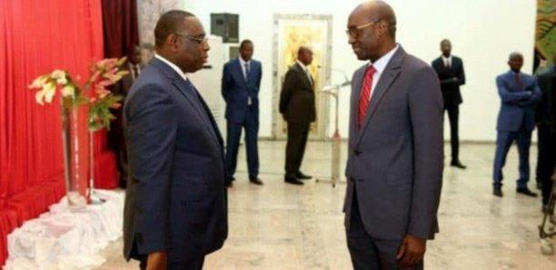 "Abdoulaye Ndour : Viré du Palais, il clame sa ""foi en Macky"""