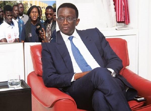 SCANDALE: Amadou Ba remet 4 millions aux étudiants pour...