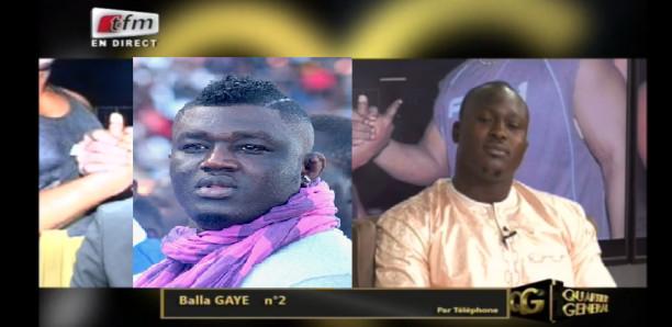 Combat inaugural de l'arène nationale : Balla Gaye 2 / Modou Lô calé en janvier 2019, en présence de Macky Sall