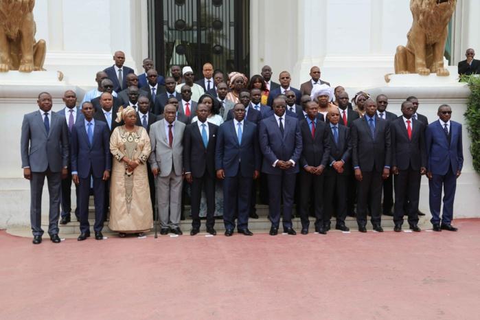 Communiqué du Conseil de ministres