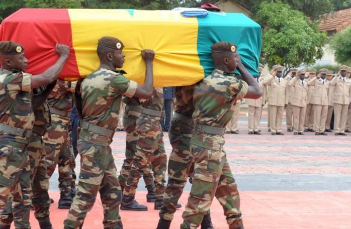 Décès du colonel Gana Ngom, attaché militaire du Sénégal en Russie