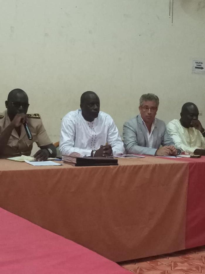 CNDT-CCIPS : Un partenariat fécond au service du développement de la Casamance