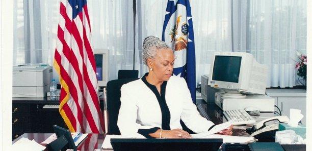 Cette ambassadrice des Usa à Dakar a donné des cours d'anglais à Senghor