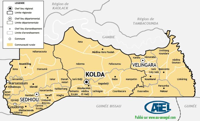 Le village de Dialaba peulh se trouve dans la tristesse et la désolation.