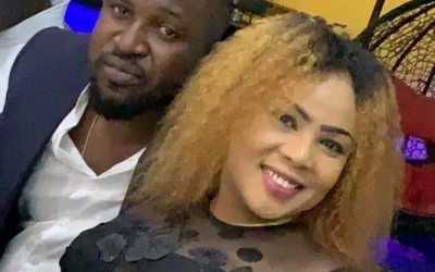 Amina Poté et son époux Mor Cissé affichent leur complicité