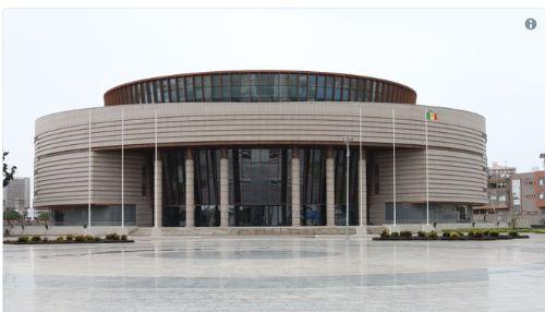 Buzz international de l'inauguration du Musée des civilisations noires