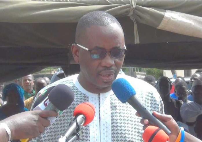 KOLDA / Kamor Dianté dénonce : « Beaucoup de manquements sont notés à la grande mosquée de Kolda après son inauguration… »