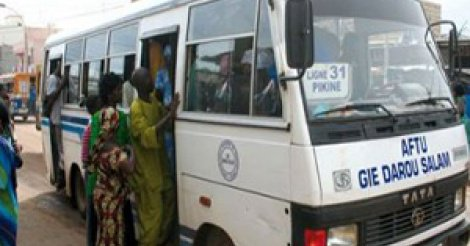 Pikine Icotaf : Un bus « Tata » heurte mortellement un homme d'une quarantaine d'années