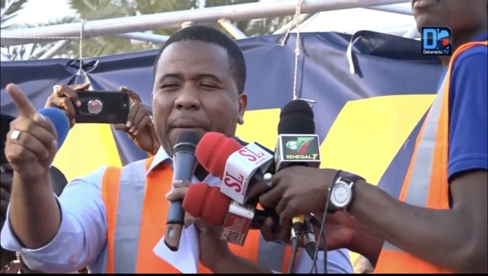 Son dossier de candidature rejeté : Bougane Guèye Dany ne lâche pas l'affaire
