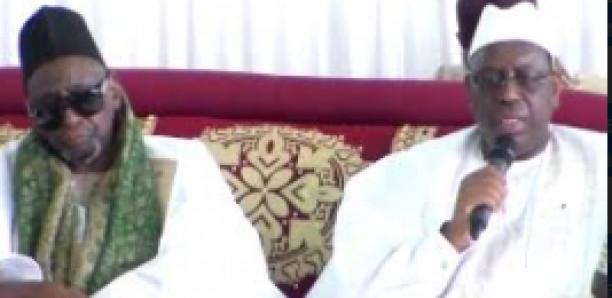 LOUGA - Macky Sall à la ziarra annuelle Omarienne : «Je suis venu faire mon… »
