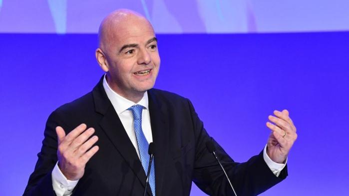 Gianni Infantino seul candidat à sa succession à la présidence de la FIFA