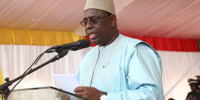 Kolda : Le président sortant Macky Sall veut faire du Sénégal la lumière d'Afrique