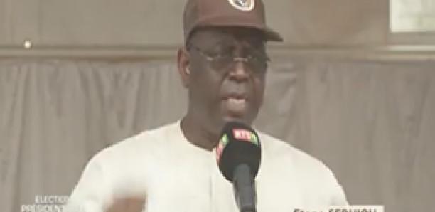"Macky Sall : ""Je veux proposer une nouvelle Casamance"""