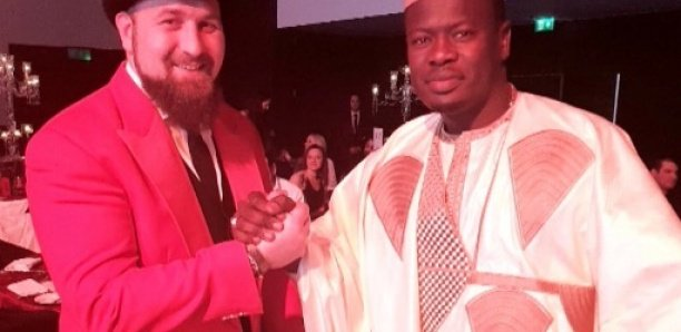 Culture : L'habillement traditionnel sénégalais primé à Londres