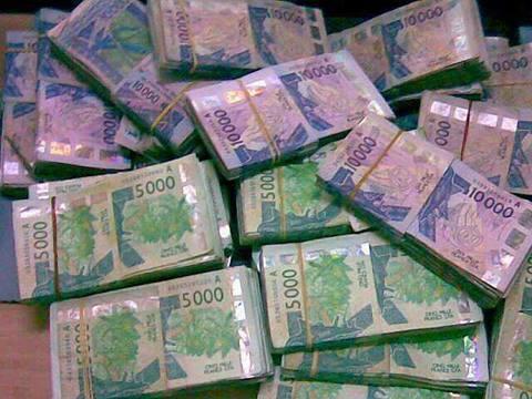 1,700 milliard de francs CFA volés des caisses d'une grande banque au Sénégal !