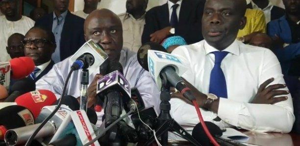 """Idrissa Seck : """"Nous entendons rester mobilisés, avec fermeté, détermination…"""""""