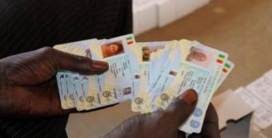 Ministère de l'Intérieur : Pas de cartes d'identité jusqu'à nouvel ordre