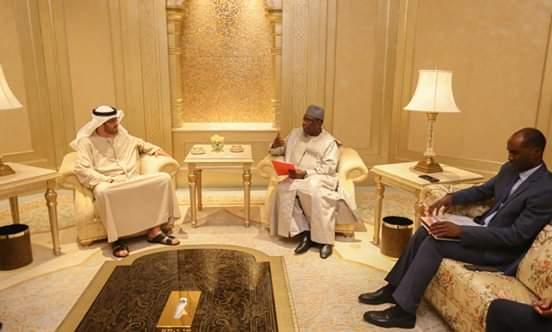 Macky Sall à Abu Dhabi : La coopération bilatérale entre le Sénégal et les Émirats Arabes-Unis au menu des discussions
